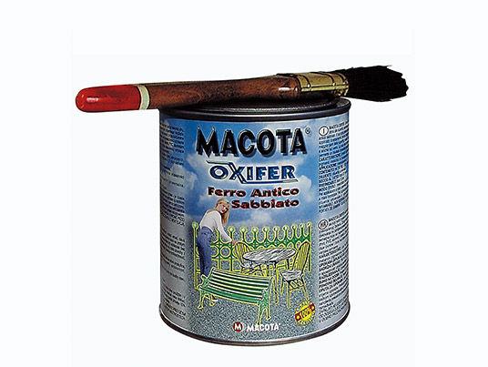 Oxifer Peinture Fer Ancien Fer Micacé Black Oxife Fr