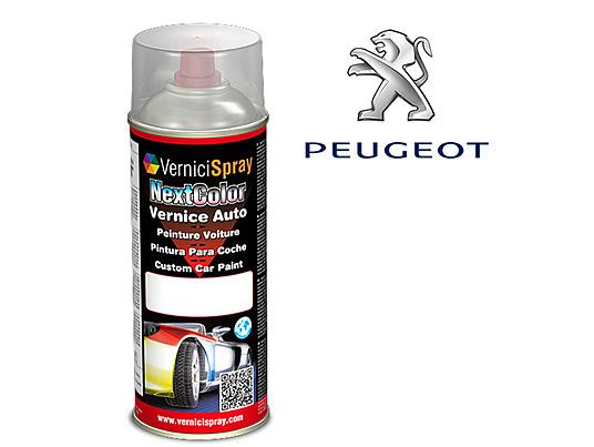 Bombe Peinture Carrosserie Peugeot 308 Ktg Gris Hurricane Pktg2009fr